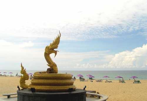 пляж карон бич на пхукете в таиланде: фото и описание