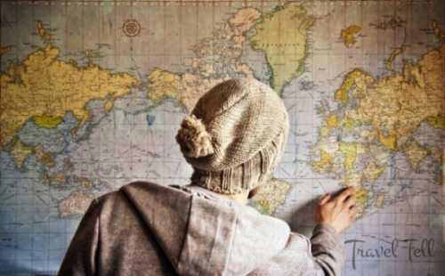 безвизовые страны для россии 2017: список и описание