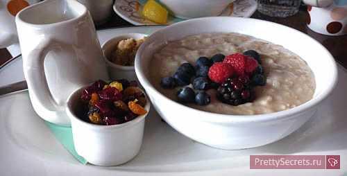 геркулесовая диета для похудения